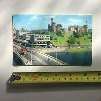 Vintage Locally Published postcard - Inverness The Castle, Bridge etc - UNUSED