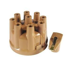 Distributor Cap & Rotor Kit - Female Socket Style - Tan - 8220ACC