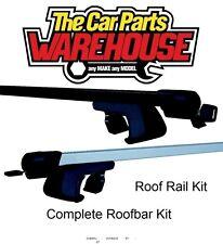 Full toit rack bar kit SUM520 mountney avec rails subaru outback 97 - 07