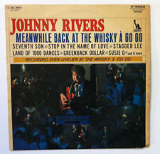 Johnny RIVERS Meanwhile Back at the Whisky a GoGo VINYL 33 T 2C 062-90974 1969