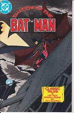 BATMAN SHADOW OF THE  BAT   N°  5   Albo in Americano ( COVER B)