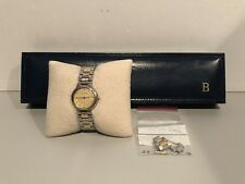 VINTAGE BUCHERER Q WRISTWATCH IN THE ORIGINAL BOX VERY RARE ONE OF A KIND WATCH!