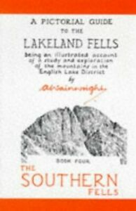 A Pictorial Guide to the Lakeland Fells Book F... by Wainwright, Alfred Hardback