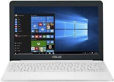 """ASUS Vivobook E203N 11.6"""" 2GB Ram 32GB SSD Blanco Netbook/Laptop En Caja Freepost"""