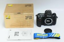 Nikon F6 35mm SLR Film Camera Body w/ Neck strap 【 Mint in Box 】 From Japan 0854