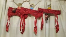 L@@K BHS New Red Suspender RRP £10 Size 16 - 18 Ideal Gift