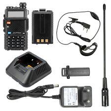 Baofeng DM-5R DMR 5W 128CH Portable Radio Dual Band VHF UHF Walkie Taklie