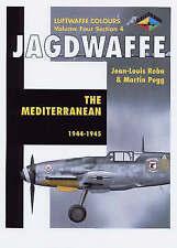 Jagdwaffe: Luftwaffe Colours, Vol. 4, Section 4: The Mediterranean, 1943-1945, V