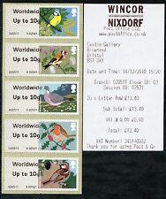 FS9 Birds 1 i Bristol GAP errore WW A STRISCIA 10 G/5 Tii Wincor gli Errori Post & Go