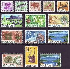 Malawi 1964 SC 5-17, 26 MH Set
