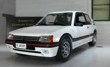 Voitures miniatures blancs pour Peugeot