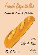 Tanner: francés baguetelles para cellonew