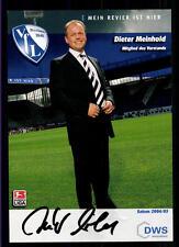 Dieter Meinhold Autogrammkarte VFL Bochum 2004-05 Original Signiert+A 118979
