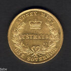Australia. 1867 Sydney Mint - Sovereign.. Near Full Lustre.. gEF/aUNC