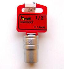 Teng Outils m1205146-c 14mm 1.3cm MOTEUR 6 points métrique Douille standard