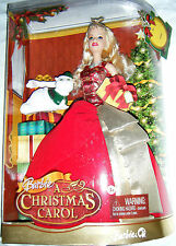 2008 A CHRISTMAS CAROL - EDEN STARLING BARBIE - MNRFB