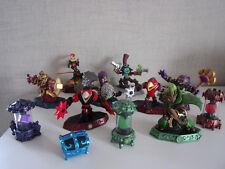 Skylanders Imaginators - gebrauchte Spielfiguren / Spiele zum aussuchen