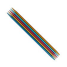 addi Schnellstricknadel 1 Paar Nadeln Alu 35cm lang 2-5mm  210-7