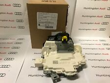 Genuine Audi Front Drivers Door Lock - A3,A6,A8,R8,RS3,RS6 - 4F2837016B