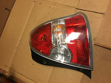 2007 Hyundai Accent hatchback right passenger tail light lamp 92402-1E210