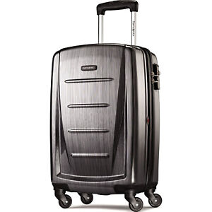 """Samsonite Winfield 2 Fashion HS Spinner 20"""" - Charcoal"""