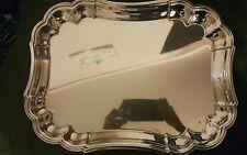 Newport YB14 Silverplate Tray