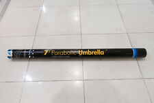 Westcott 7 Feet White Parabolic Umbrella #4632