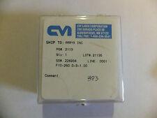CVI Melles Griot - F10-260 - F-Bandpass Interference Filter