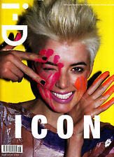 I-D #287 5/2008 AGYNESS DEYN ISSUE Harmony & Rachel Korine TERRY RICHARDSON @New