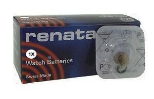 Renata 1.55 Volt Batteria Orologio 364 Ricambi SR621SW