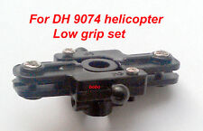 Double Horse  9074 DH 3Ch Helicopter low grip set low blades clips UK