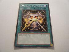 Appel Du Diapason - Carte Yu-Gi-Oh! - EXVC-FR047