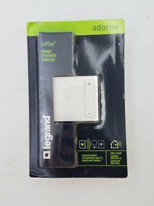 1 Piece Legrand Adorne SofTap Wireless Remote Light Dimmer ADTPMRUW2 White NOS