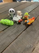 Lot Of 6 Wind Up Toys