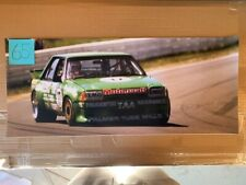 Dick Johnson 12x28 Inch Signed Photo