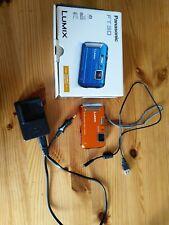 Panasonic LUMIX FT30 Kompaktkamera - Orange