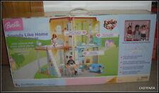 NRFB MATTEL BARBIE VHTF HAPPY FAMILY SOUNDS SMART HOUSE & KIDS VERY RARE SET