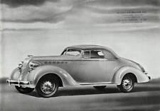 Old Print. 1936 Terraplane Custom Convertible Auto Advertisement