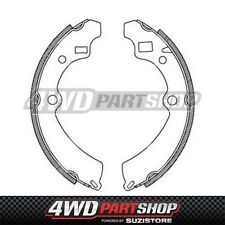 REAR BRAKE SHOE SET - Suzuki Sierra SJ70/80 Maruti MG410W