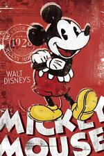 Mickey Mouse : Red - Maxi Poster 61cm x 91.5cm (new & sealed)