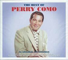 Perry Como - The Best Of [Greatest Hits] 2CD NEW/SEALED