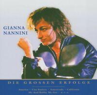 "GIANNA NANNINI ""NUR DAS BESTE"" CD NEU 16 TITEL BEST OF"