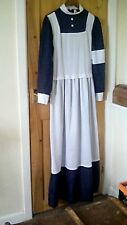 Smiffys Florence Nightingale Fancy Dress Outfit. M/L vgc Costume Nurse