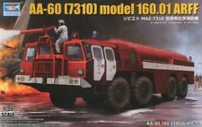 1/35 Trumpeter Airport Fire Fighting Vehicle MAZ-543 AA-60 #1074