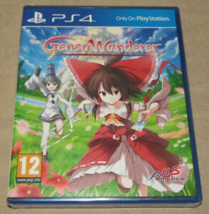 Touhou Genso Wanderer - PS4 Game 2017 - UK Release - NEW & FACTORY SEALED