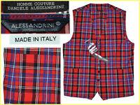 DANIELE ALESSANDRINI Gilet Uomo L Made Italy 129€ ¡Qui Meno! DA01 N1P