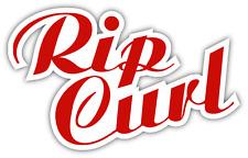 "Rip Curl Wetsuits Surfing Kiteboarding Car Bumper Window Sticker Decal 6""X3"""