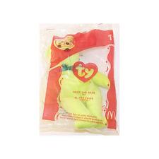TY McDonald's Teenie Beanie - #11 FRIES the Bear (2004) (4.5 inch) - New in bag