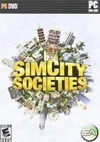 Sim City Societies - DVD-ROM - VERY GOOD