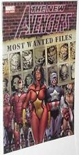New Avengers Most Wanted Files 1 NM Brian Bendis (1)